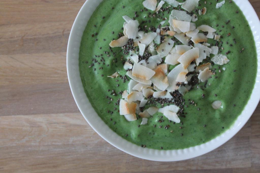 Den grønne smoothie