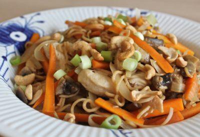 Kyllinge wok