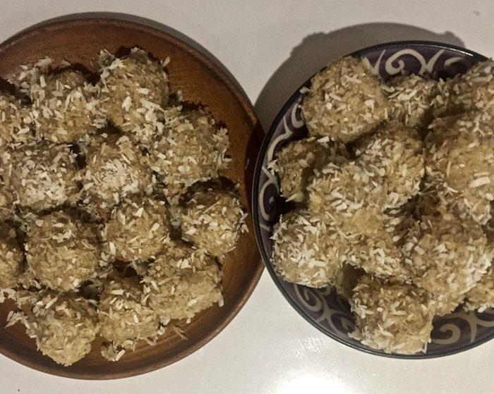Kokos bolde